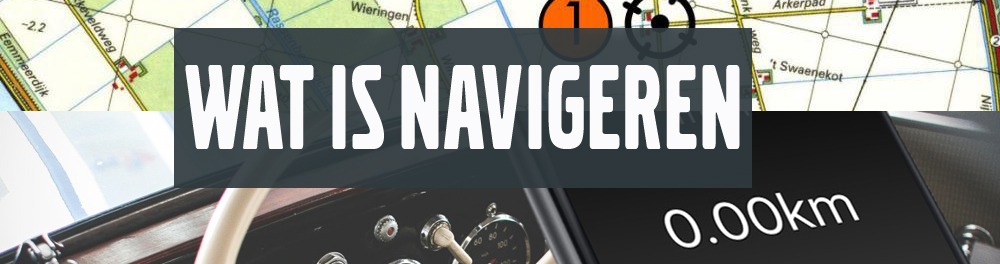 Wat is kaartlezen of navigeren?