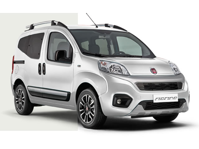 Fiat Fiorino for rent Alanya