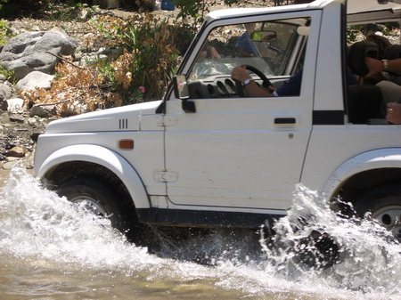 Jeep Safari Alanya