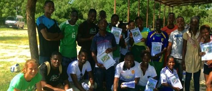 TWENDE Hockey - Coach Program