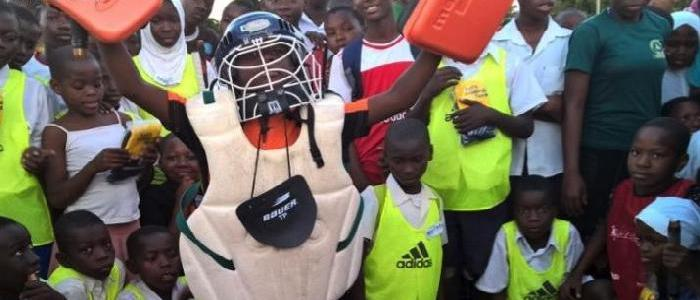 TWENDE Hockey - Equipment Program