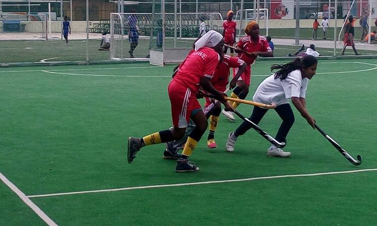 Tanzania hockey league