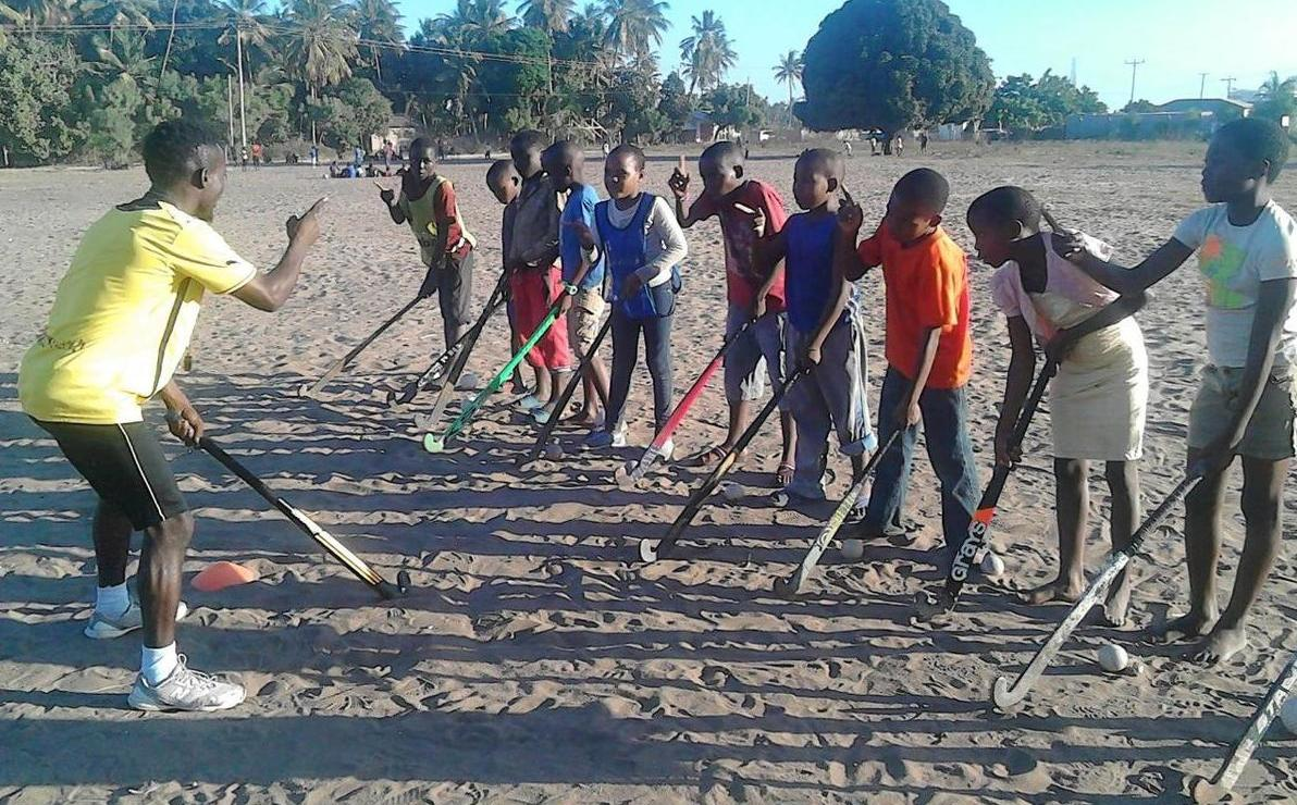 Hockey coaches in Tanzania