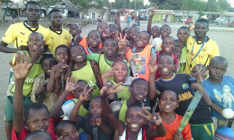 aid for Tanzania coaches