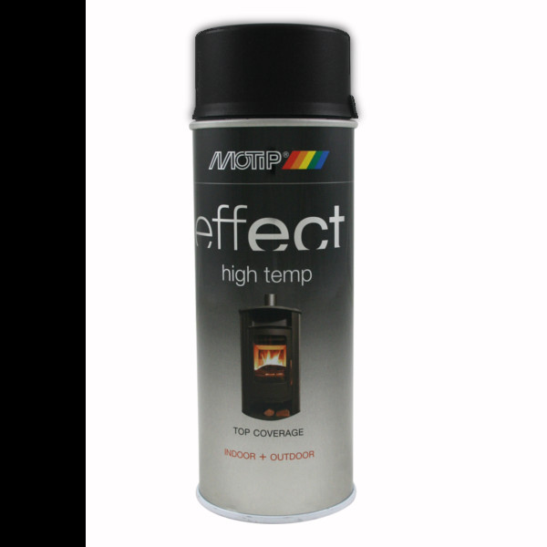 Motip Effect Heat Resistant Black