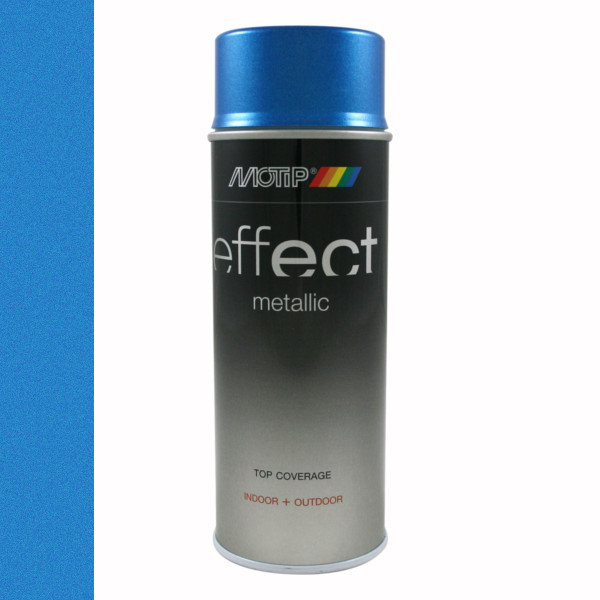 Motip Effect Metallic Blue