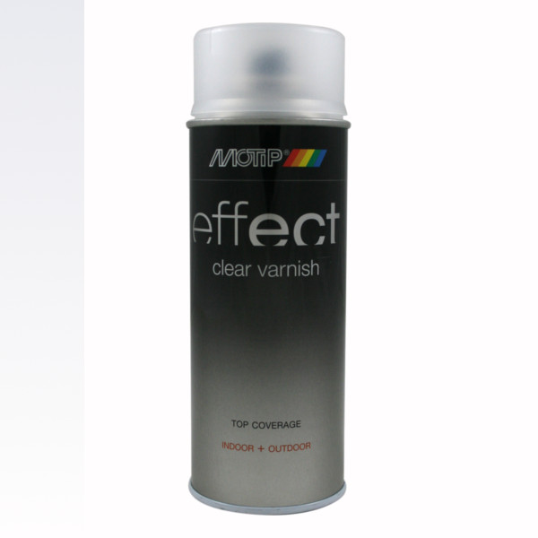 Motip Effect Clear Varnish Matt