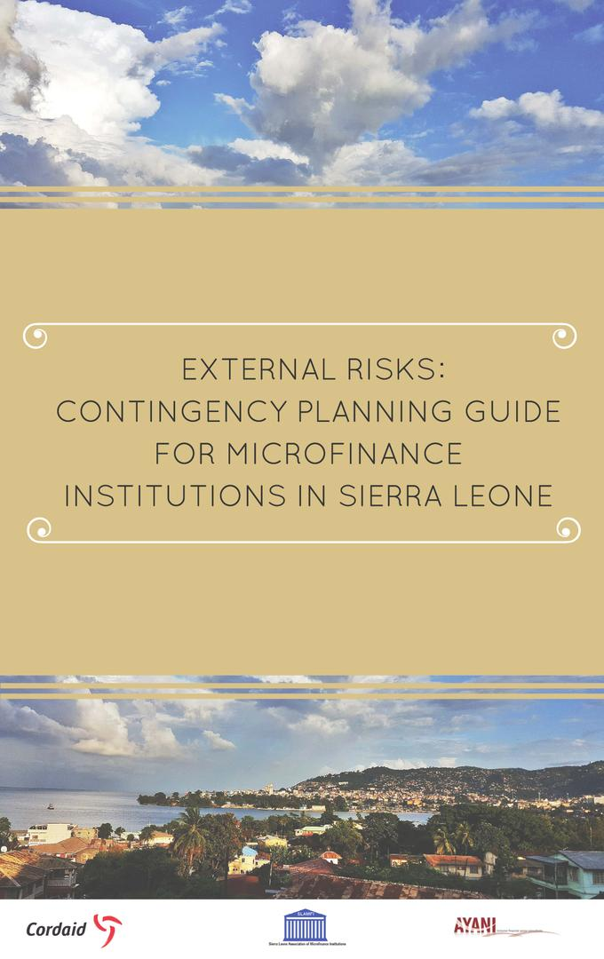 External Risks: Contingency Planning Guide