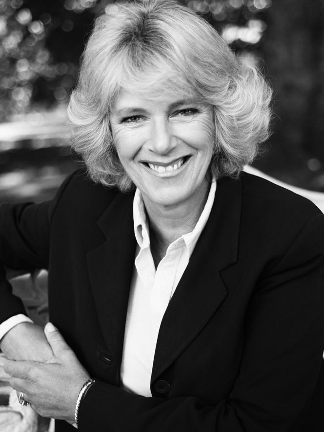 Duchess of Cornwall by Mario Testino