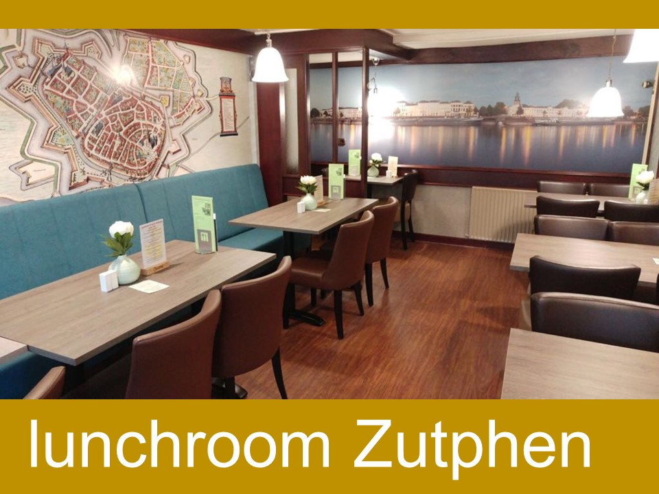 lunchroom Hollandia Zutphen