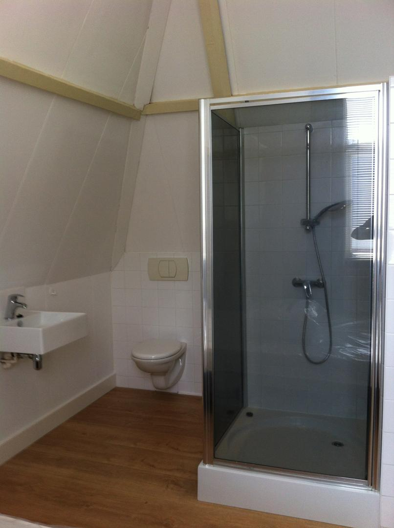 Shower-The_Loft_Penthouse_HousingWageningen