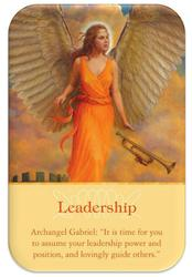 angel of leadership