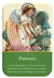 angel of patience