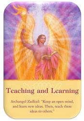 angel of teaching and learning