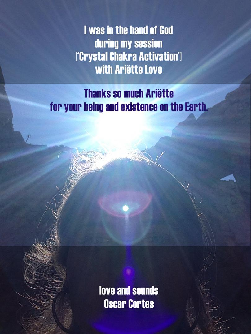 Crystal Chakra Activation Initiation