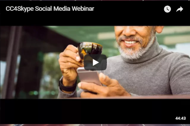 Watch our on-demand webinar: Social Media & Webchat in the Contact Center