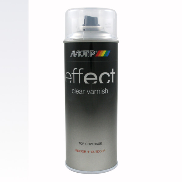 Motip Effect Clear Varnish Gloss