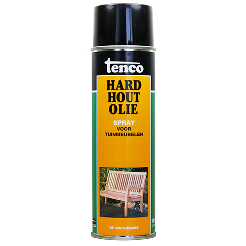 Tenco Hardhoutolie Spray