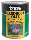 Tenco Hardhout Olie Royal Teak