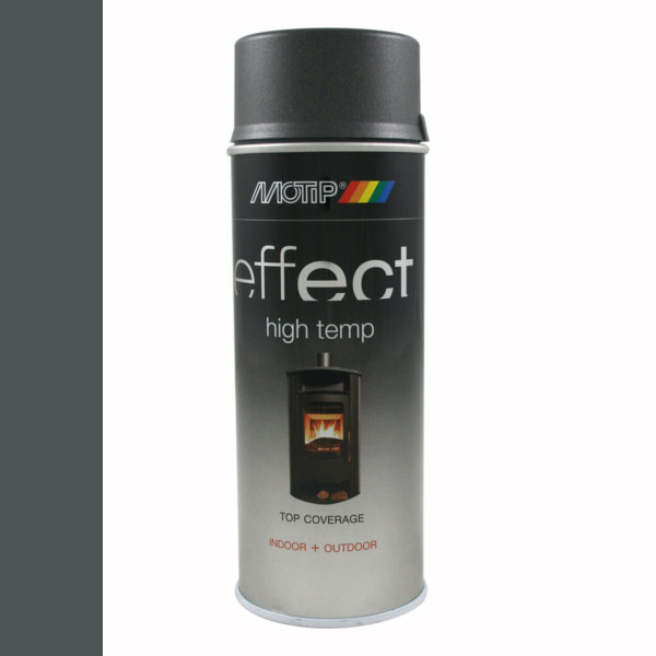 Motip Effect Heat Resistant Antraciet